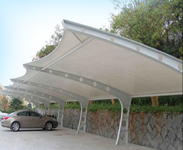 Tensile Car Parking in Pune